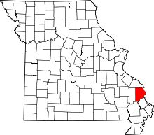 National Register of Historic Places listings in Cape Girardeau County, Missouri - Wikipedia, the free encyclopedia