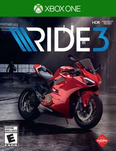 Get Ride 3 release date (Xbox One, cover art, overview and trailer. Ride 3 is the Ultimate motorbike game for bike enthusiasts: realistic, adrenaline-packed, and Featuring over 230 bikes dedicated to racing fans. Ducati Supersport, Suzuki Gsx R, Battlefield 4, Cyberpunk 2077, Ps4 Games, News Games, Overwatch, Moto Racer, Joystick Arcade