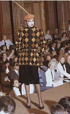 Yves Saint Laurent | Fall 1979 | Picasso collection