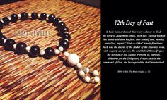 12th Day of Fast #bahai #9starjewelry