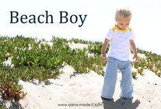 Beach Boy: pants and shirt | MADE