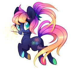 MLP Adoptable Auction - Sparkler (OPEN) by tsurime on DeviantArt