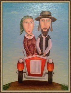 Zurab Martiashvili: Sujets Juifs   TRIP