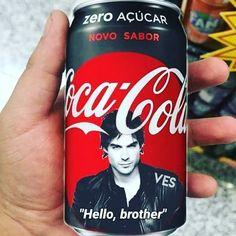 Alguém compra essa coca pra mim