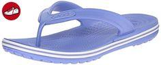Crocs Crocband LoPro, Unisex-Erwachsene Zehentrenner, Blau (Lapis/Oyster 47G), 36/37 EU - Crocs schuhe (*Partner-Link)