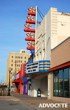 Best Date Night in Oak Cliff - The Texas Theatre