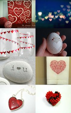Where the He(Art) Is by Nicolette Tallmadge on Etsy--Pinned with TreasuryPin.com