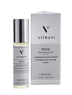 Vitruvi - WAKE Natural Aromatherapy Oil  //Price: $ & FREE Shipping //     #hair #curles #style #haircare #shampoo #makeup #elixir