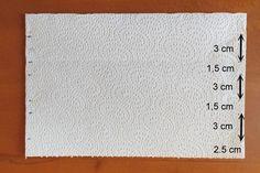 Ako vyrobiť rúško bez šitia z kuchynských papierových utierok, fotopostup Etsy, Craft