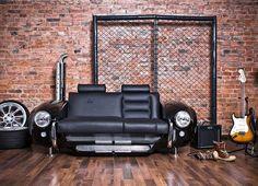 Muebles derivados del mundo del automóvil