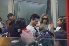 Backstreet Boys no Brasil: Kevin Richardson leva a mulher para conhecer o Cristo Redentor | POPline