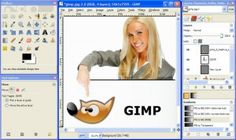 GIMP or the GNU Image Manipulation, free photo editor Program that produces picture perfect images. This free #photo_editor application allows you to create, edit and even paint pictures according to your preference right in front of your computer screen.