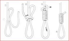 Éste es uno de los nudos corredizos que se realizan efectuando una gaza cerradaen el extremo de la cuerda. Forma un nudo deslizante muy fuerte que se mantieneincluso con sacudidas o cargas inespe...