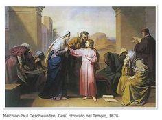Gesù ritrovato nel tempio: Festa Santa Famiglia (Anno C)
