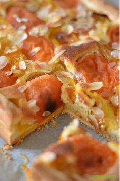... des Boîtes de mArie   Pinterest   Apricot Tart, Tarts and Almonds