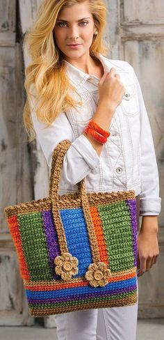 Marvelous Crochet A Shell Stitch Purse Bag Ideas. Wonderful Crochet A Shell Stitch Purse Bag Ideas. Bag Crochet, Mode Crochet, Crochet Shell Stitch, Crochet Gratis, Crochet World, Crochet Handbags, Crochet Purses, Crochet Patron, Tote Pattern