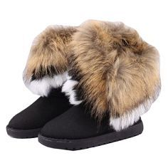 My favorite boots to wear in the winter!These boots are awesome. Super comfortable. They are soft, comfortable.