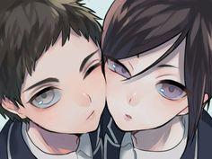 Atsushi and Yagen Toushirou All Anime, Anime Art, Guerra Ninja, Baby Bump Pictures, Kawaii Faces, Baby Drawing, Manga Boy, Shounen Ai, Cute Characters