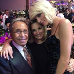 """agusbianculli: With @taylorswift and Richard Addrisi at the BMI awards ️️ """