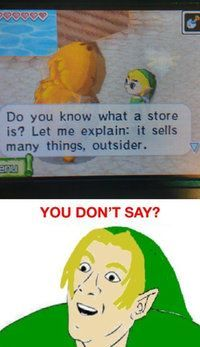 Legend of Zelda can be really annoying sometimes - Don't Hate The Geek