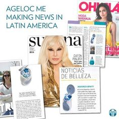 ageLOC Me Coverage in Argentina jpg Nu Skin, Dieta Paleo, Anti Aging Skin Care, Hair Beauty, Instagram, Business, Wellness, Journals, Fur