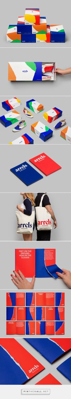New Logo and Brand Identity for Arrels by Hey