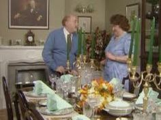 Keeping Up Appearances (UK) The Candlelight Supper British Tv Comedies, British Comedy, Funny Sitcoms, English Comedy, Uk Tv Shows, Color Television, Keeping Up Appearances, Movies Playing, Comedy Tv