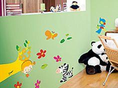 Elegant Wandbild mit Kreidetafel Wandsticker Dschungel Baum Kinderzimmer Pinterest Kreidetafel Wandsticker und Dschungel