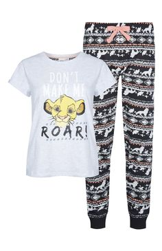 Primark - Pijama Disney Lion King