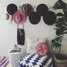 Decorate with Hats