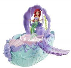 Brinquedo Mattel Disney Princess Ariel Fountain and Bubble Boat Playset #Brinquedo #Mattel