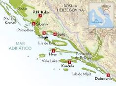 plano croacia español - Buscar con Google
