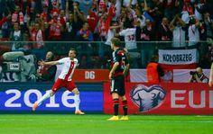 Polônia surpreende e vence Alemanha pela primeira vez em sua história
