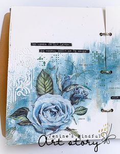 Rice Paper, Junk Journal, Art Journals, Making Ideas, Stencil, Mixed Media, Card Making, Victorian, In This Moment