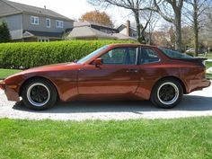1985.5 Porsche 944.  The first car that was all my own.