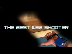 The Best Web Shooters - Testing & Web Fluid (Mark 19 Web Shooter) - YouTube Airsoft Grenade, Spiderman Web, Best Web, Tom Holland, Science And Technology, Animals Beautiful, Good Things, Youtube, Movie Posters