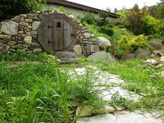 hobbit house by acadia62, via Flickr