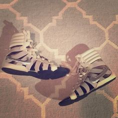 120f8c7f70559 Nike Gladiator Sandals One of a kind. Never worn. Too cool. Nike Shoes