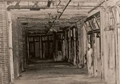 We return once more to Waverly Hills. Taken in 2006 by Tom Halstead a professional photographer and Missouri Paranormal Research investigator during an overnight investigation of the notoriously haunted sanatorium. Many believe the spirit to be Mary Lee, a former patient at the facility who is said to still wander the abandoned hallways and wings to this day.