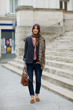 On the Street….. Rue Saint-Honoré, Paris