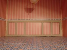 Wall paneling tutorial...in French