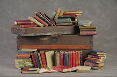 Willard Suitcases - Rodrigo L. was a reader