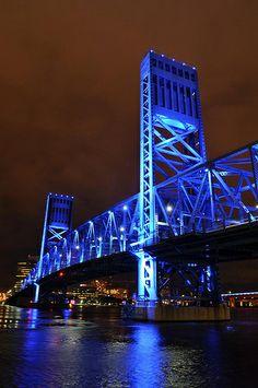 Main Street Bridge - Jacksonville, Florida