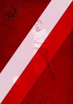 BEST OF POLAND – FOOTBALL 1972 -1974    Henryk Kasperczak    by Dieselfly