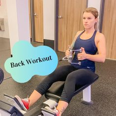 Looking for your next killer back workout? Click to see the full workout! Killer Back Workout, Health And Fitness Tips, Workouts, How To Plan, Strength Training Workouts, Work Outs, Training, Exercise, Fitness Workouts