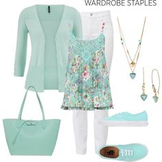 Spring Time by lwilkinson on Polyvore featuring maurices, M&Co, NYDJ, Vans, Patrizia Pepe, Kenneth Cole and springcardigan