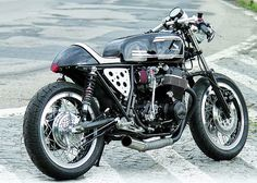 CB 750 Cafe Racer from Polonia
