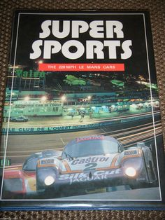 LE MANS CHAPARRAL 2F FERRARI 330 P4 512S FORD GT40 MATRA MS630 LOLA T600 XJR 5 in Sports Memorabilia, Motor Sport Memorabilia, Le Mans | eBay