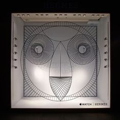 WEBSTA @ the_windowshopper - Stunning Creation @hermes #ootd #art #melbourne…
