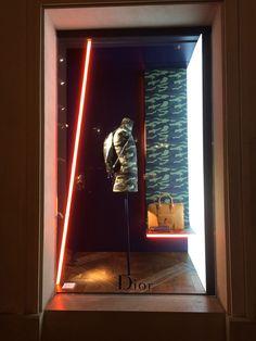 "DIOR,Paris,France, ""Dior.....on a Mission"", pinned by Ton van der Veer"